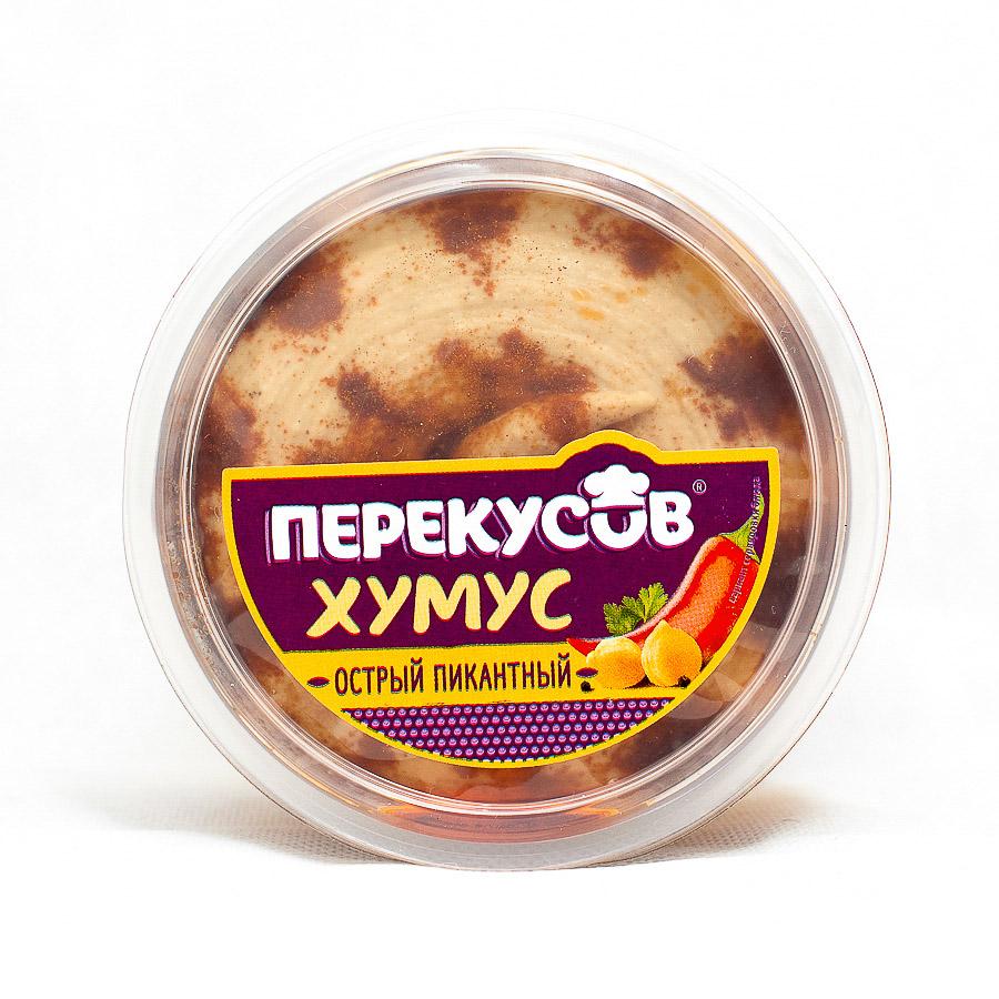Хумус острый пикантный